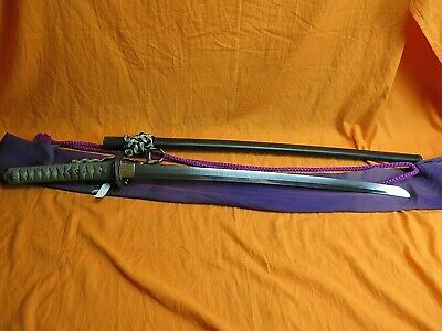 Super B Masanori katana sword Antique Samurai japanese koshirae menuki fuchi