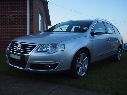 2010 VOLKSWAGEN VW PASSAT 2.0TDi Highline North Hobart Hobart City Preview