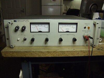 Hp 6267b Dc Power Supply 0-40v 0-10amp