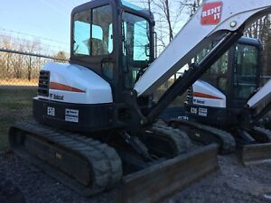 Bobcat E50 for sale