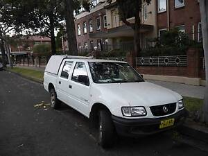 Tough and Reliable 2001 Holden Rodeo Ute...Urgent sale Marrickville Marrickville Area Preview