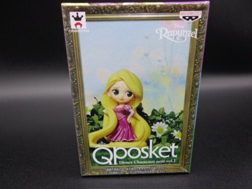 BANPRESTO Q posket petit Rapunzel Disney Characters  vol.1 Figure JAPAN