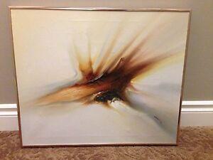 GUEZ original oil painting