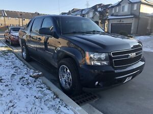 2012 Chevrolet Avalanche LT certified