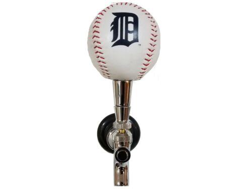 Detroit Tigers Licensed Baseball Beer Tap Handle