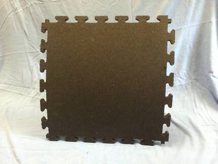 Heavy Duty Interlocking Rubber Gym Mats Mango Hill Pine Rivers Area Preview