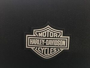 Authentic Harley Davidson luggage black and grey Sarnia Sarnia Area image 10