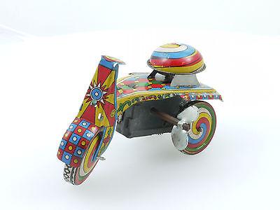 Hersteller? Romance Tri Cycle Tricycle Dreirad Blech Uhrwerk alt 1410-14-53