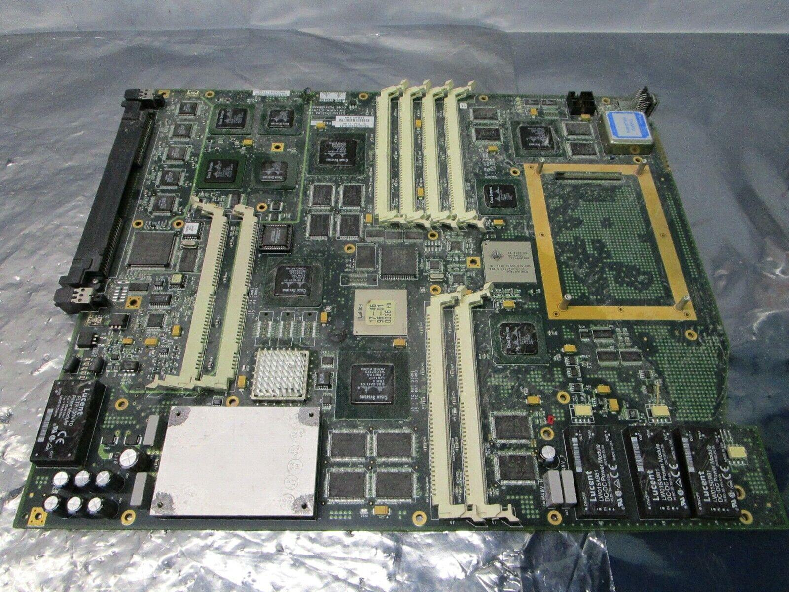 Cisco 800-12137-01 Main Board Motherboard, 73-6104-01, 101347