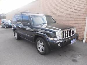 2008 Jeep Commander Limited CRD 4X4 7 Seats Wangara Wanneroo Area Preview