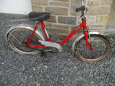 Vélo enfant - torpedo - vintage - seventies