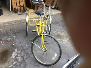 Vintage Schwinn  3 wheel bicycle