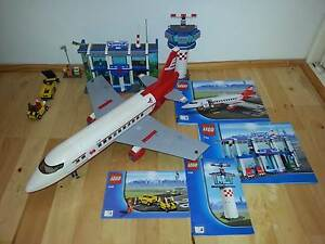LEGO CITY AIRPORT - SET 3182 Bexley Rockdale Area Preview