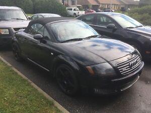 2002 Audi tt quatro convertible