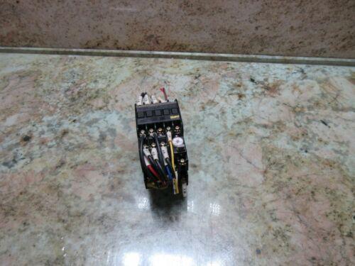 FUJI MAGNETIC CONTACTOR SRCA3631-05 (4A1B) 200-240V