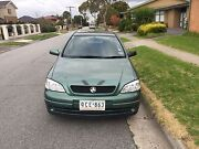2000 Holden Astra CD TS Springvale Greater Dandenong Preview