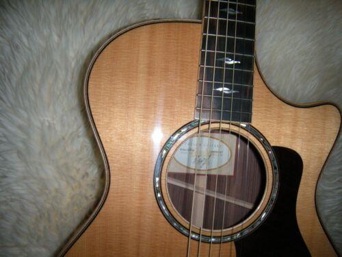 Taylor 812ce 12 Fret Acoustic Electric