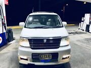 Nissan Elgrand 8 Seater CamperVan$Cheap,LowKms&6MonthsRego Ryde Ryde Area Preview