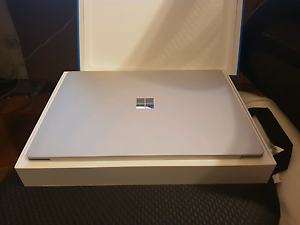 Surface laptop 256GB with surface dock as new, 1 week old South Melbourne Port Phillip Preview
