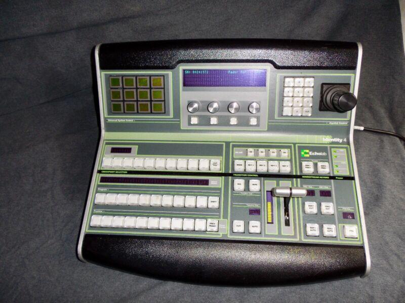 Echolab  Production Switcher Model 3416