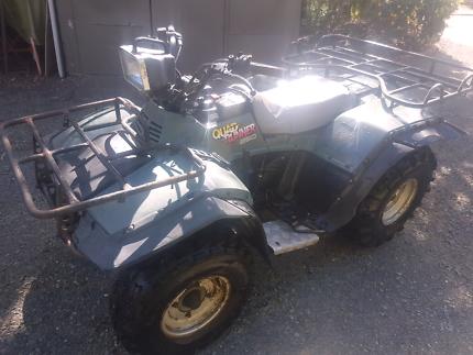 Suzuki quadrunner 250 2wd