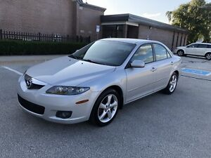 2008 MAZDA6 GS! CLEAN TITLE! ICE COLD AC! LOW KM! CHEAP!!