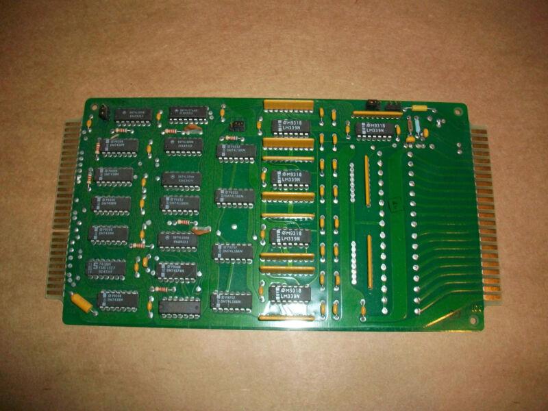 Motion Engineering Board  140-5388-000D   021-5227-100D