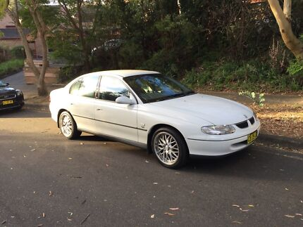 1999 Holden Commodore Acclaim s2 VT(auto) Marsfield Ryde Area Preview