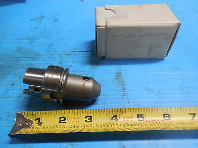 Schaublin Hsk 40 8 Mm 516 I.d. Solid End Mill Tool Holder 87-40576 Cnc Mill
