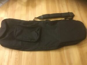 Golf bag carrying case