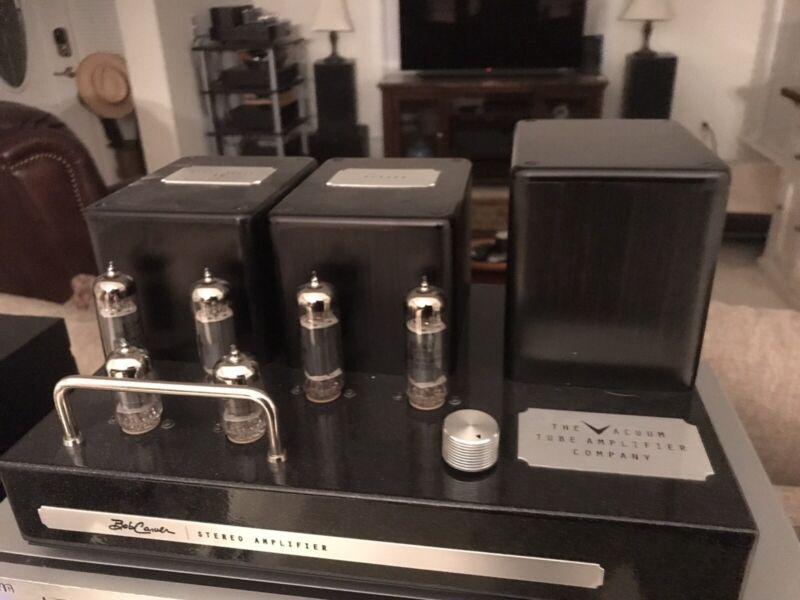 Bob Carver VTA-20S EL84 7189 Tube Amplifier