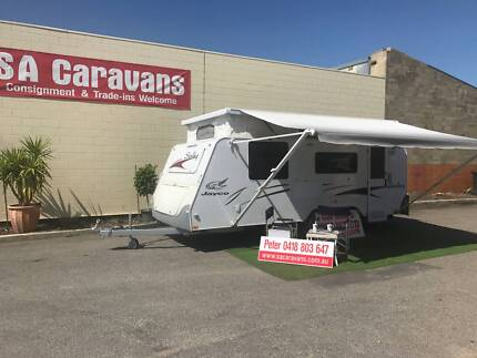 2008 Jayco Sterling Pop Top with Shower/Toilet