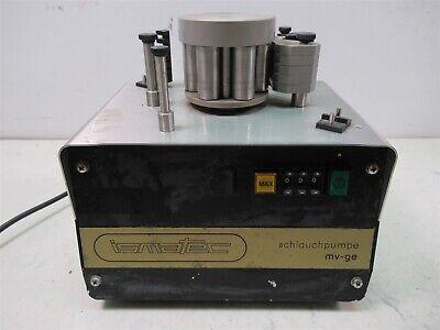 Peristaltic 5 Head Tube Pump Ismatec Schlauchpumpe Mv-ge 7611-00 Cole-parmer