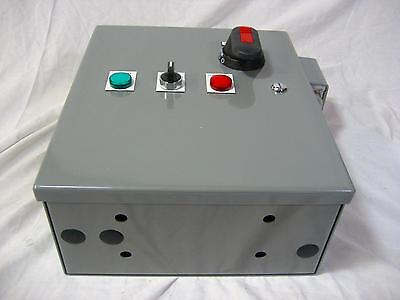 Aquaboost Simplex Oem Control Panel 1.5 Hp 230v 5060 Hz 3 Phase 6.5a Xylem Bell