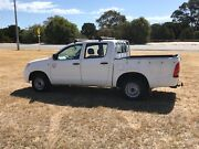 2005 Toyota Hilux Workmate Coogee Cockburn Area Preview