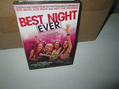 BEST NIGHT EVER 2014 comedy dvd Bachelorette Party DESIREE HALL Sam Colburn
