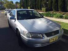 1998 Toyota Camry Sedan Neutral Bay North Sydney Area Preview