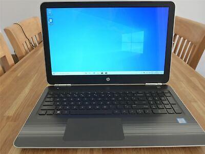 Laptop Windows - HP 15-AU123CL TOUCH LAPTOP-Windows 10 Home-12GB-1TB-Intel Core i5-7200U@2.50GHz