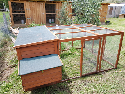 Chicken / Poultry Pen ( snoozy pets )