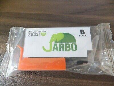 1  JARBO Black Ink Cartridge  HP364XL
