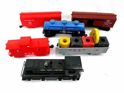 Allstate Electric Train Sears Roebuck Co w/ 24 ft of Track 9616 New York Central