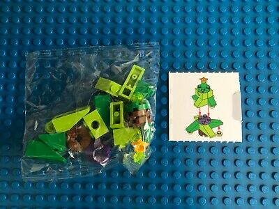 Lego Advent Calendar 2018, Friends (Day 23)-Christmas Tree Ornament from #41353