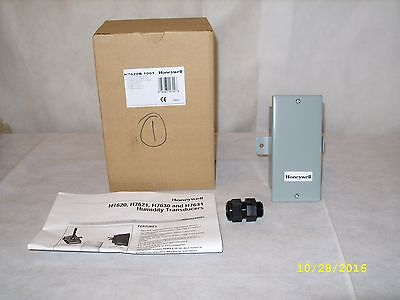 Honeywell - Hvac Humidity Transducer Sensor Probe - H7620b 1001 Nib