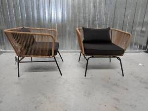 Designer Outdoor Chairs Epping Whittlesea Area Preview