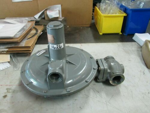 "Equimeter Regulator 243-12 Type: IRV 1-1/2"" FNPT (Used)"