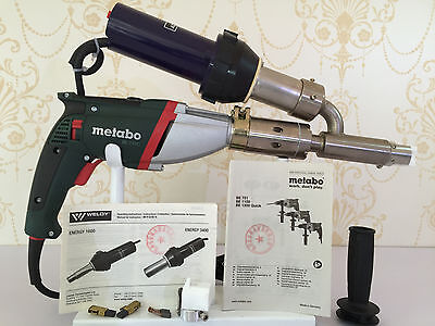 Hot Air Plastic Welder Gun Extruder Plastic Extrusion Welding Machine