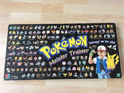 Brettspiel Pokemon Meistertrainer ersatz ersatzteile aussuchen #01-#60 Meister (Pokemon Brett Spiel)