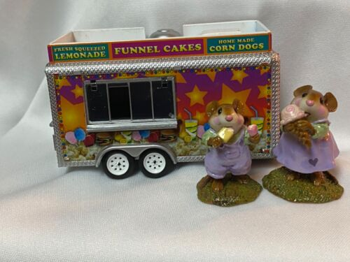 Treat Wagon Perfect for Wee Forest Folk WFF Not included