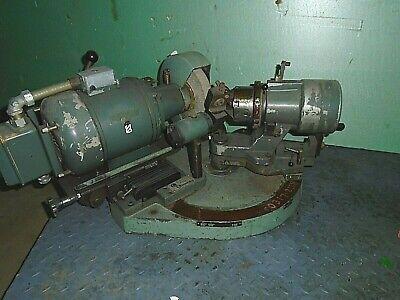 Brierley Tool Grinder Drill Sharpener Counter Sink Tap Darex Cuttermaster