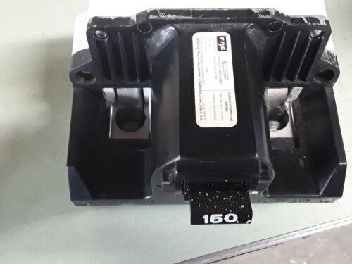 Federal Pacific Electric Breaker 150 Main - $64.40